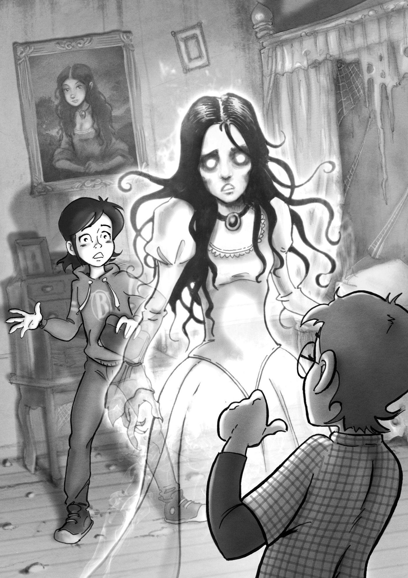 Amanda Black - Una herencia peligrosa - ilustración interior 04