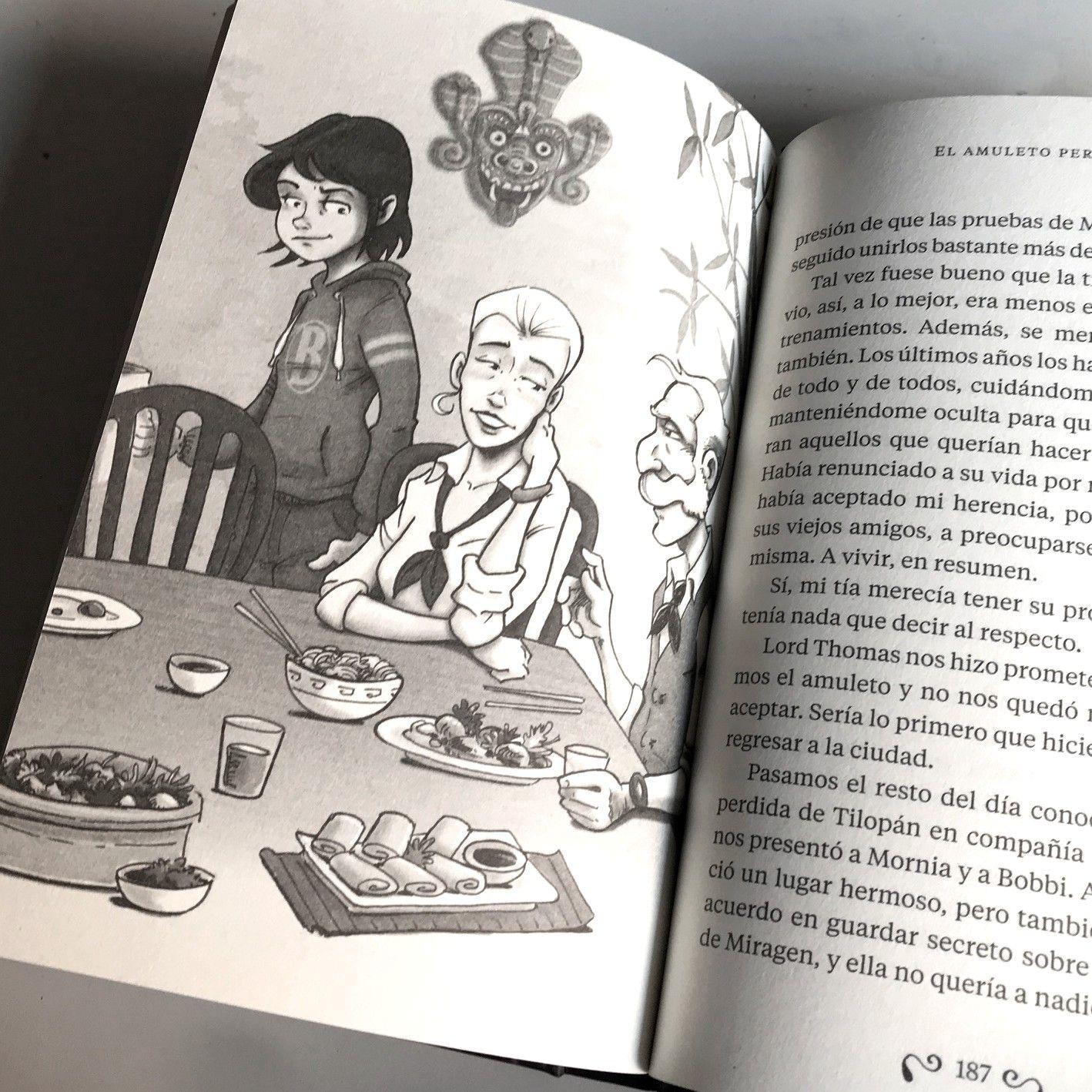 Amanda Black - Una herencia peligrosa - interior libro 02