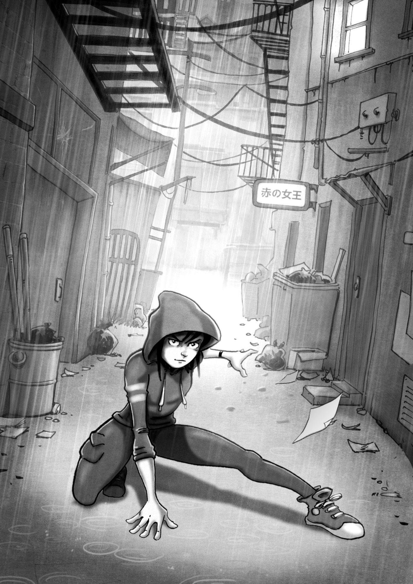 Amanda Black - Una herencia peligrosa - ilustración interior 02