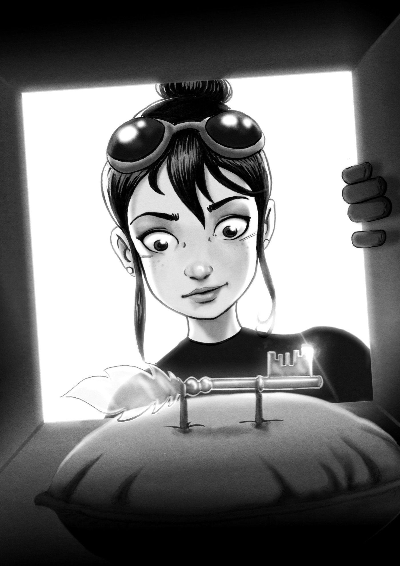 Amanda Black - Una herencia peligrosa - ilustración interior 07