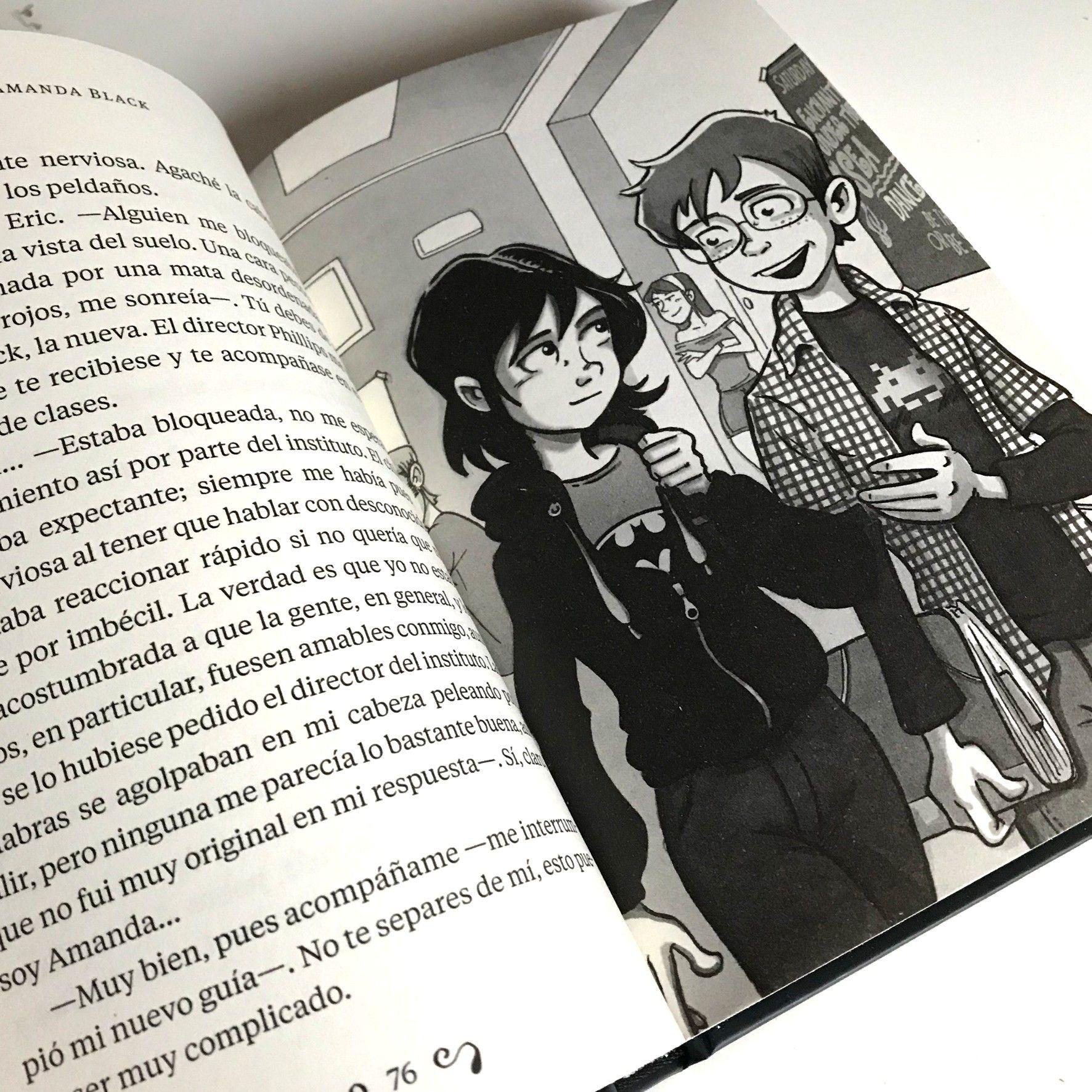 Amanda Black - Una herencia peligrosa - interior libro 01