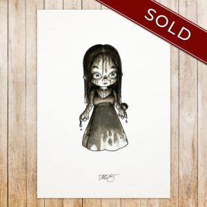 Carrie original_SOLD