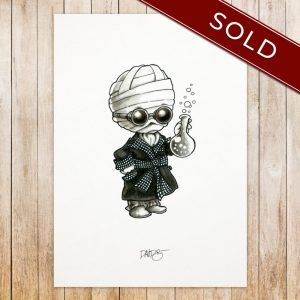 Invisible Man original SOLD