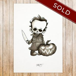 Michael Myers original_SOLD