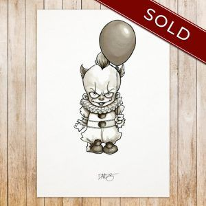 Pennywise_SOLD