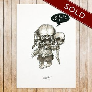 Predator original_SOLD