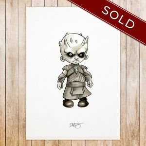 White Walker original_SOLD